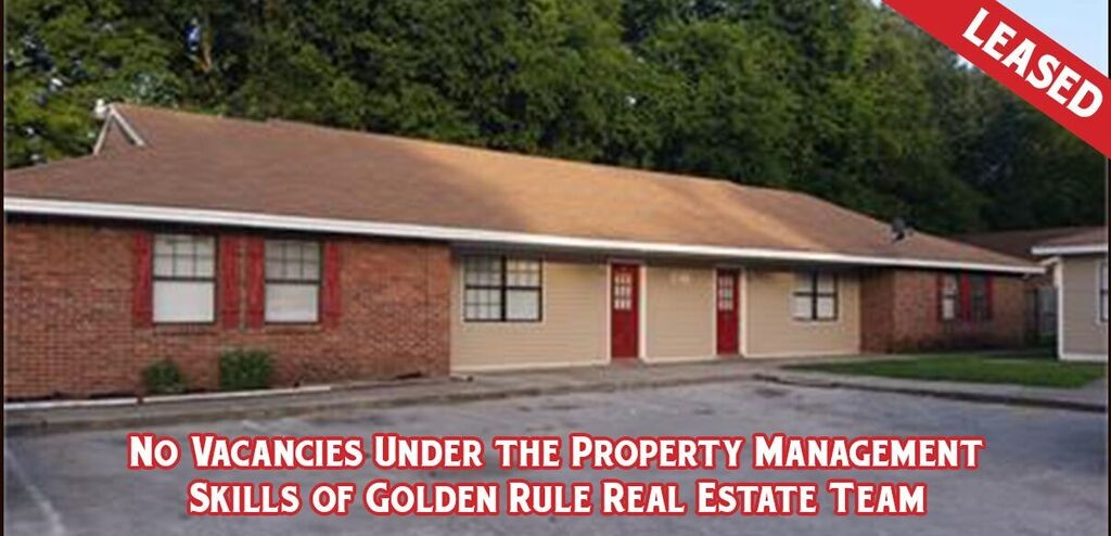 Property Management Success in Huntsville, AL
