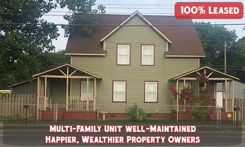 property management company for multi-family unit